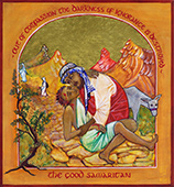 Good Samaritan icon