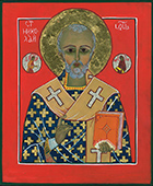 Saint Nicholas the Wonderworker icon